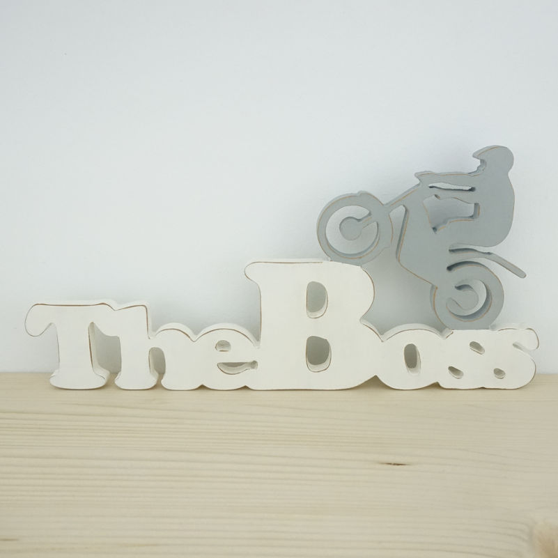 Texto The Boss