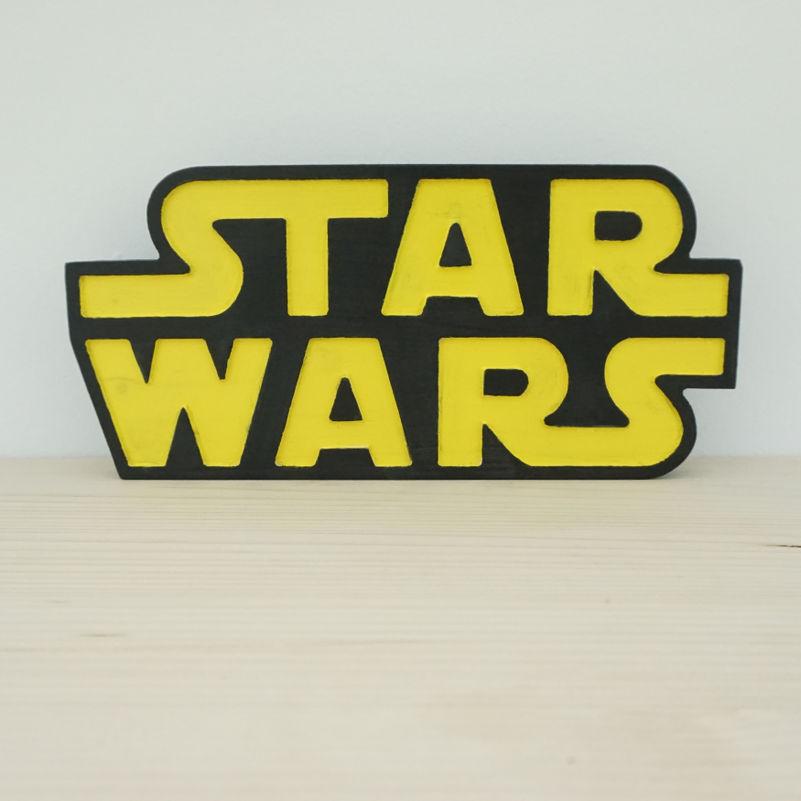 Logo SW pintado