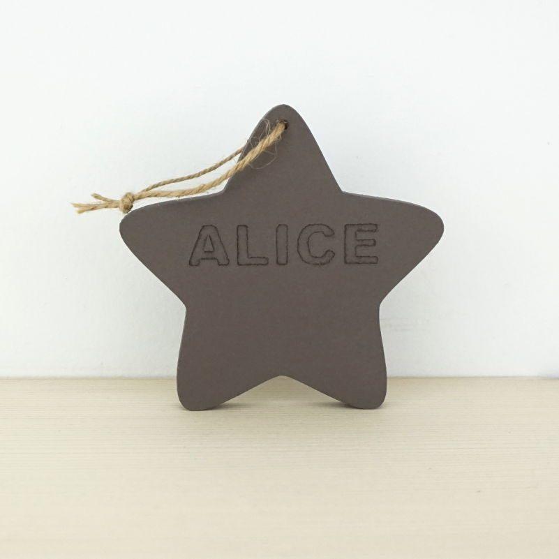 Estrella nombre Alice