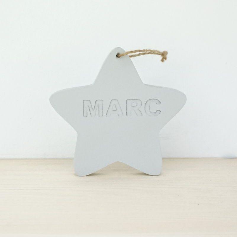 Estrella nombre Marc