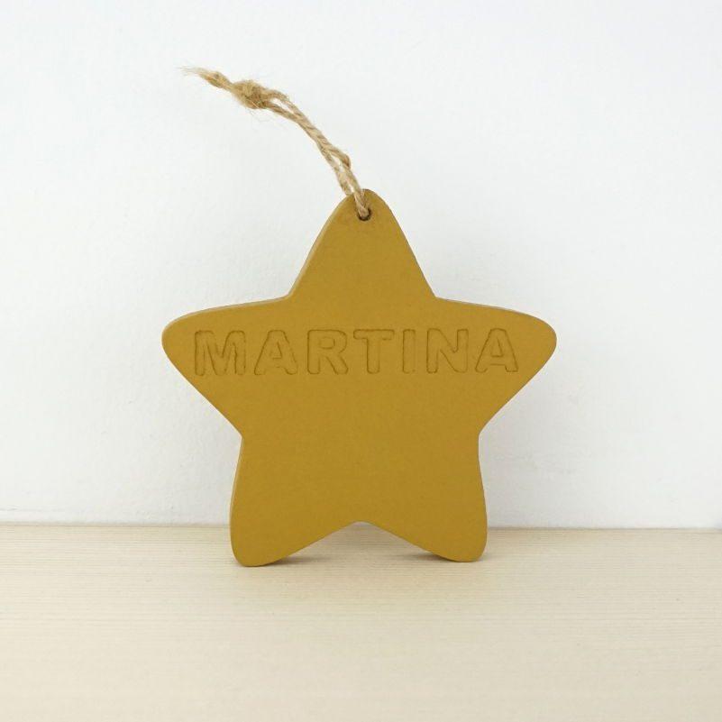 Estrella nombre Martina